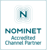 We are a nominet channel partner