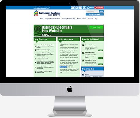 MyCompanyWarehouse dashboard