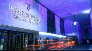 The Intercontinental Hotel, London