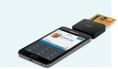 Smartphone card processing