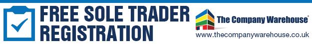 Free Sole Trader Registration