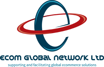 Corporate logo for ecommerce specialist Ecom Global Network Ltd.