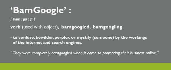 BamGoogled Definition