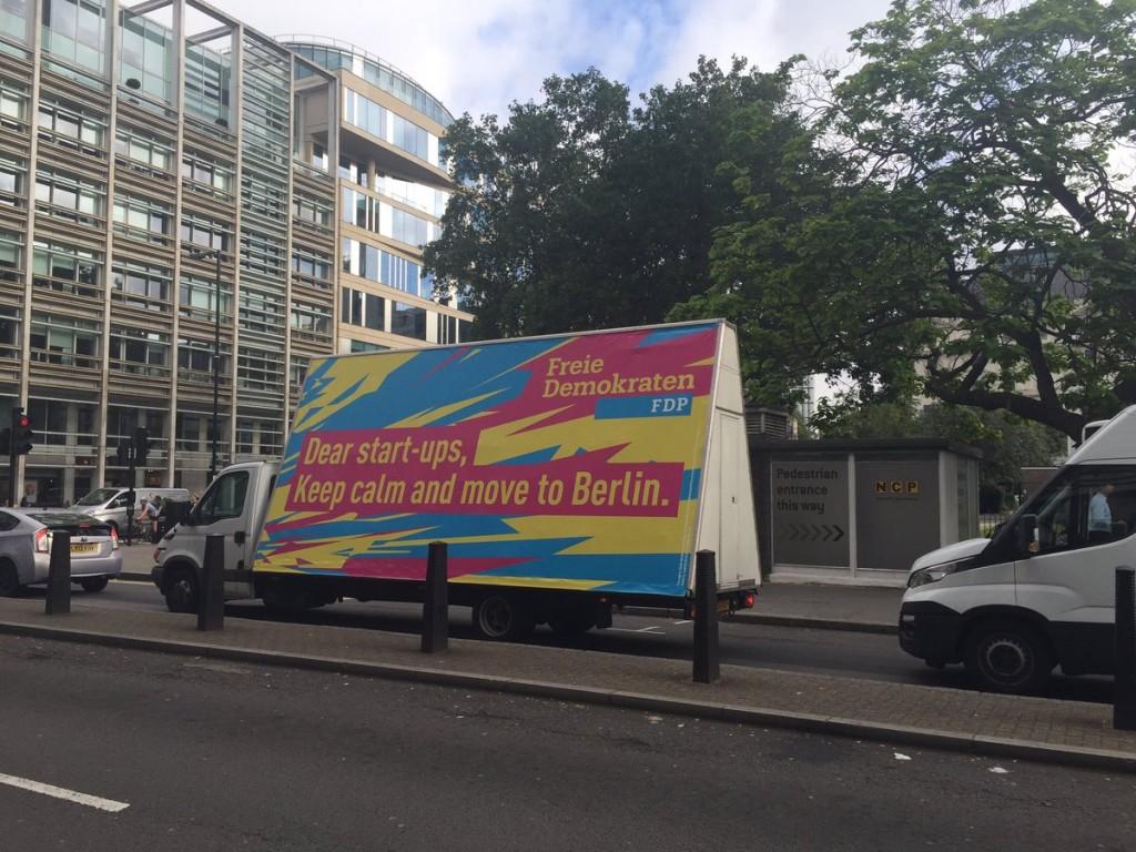 brexit startups berlin van